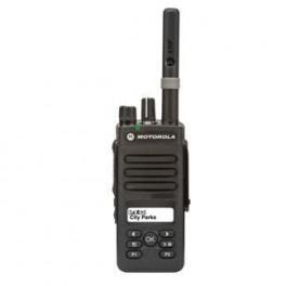 DP2600e VHF (136-174 Mhz). Portátil Digital. Potencia 5W