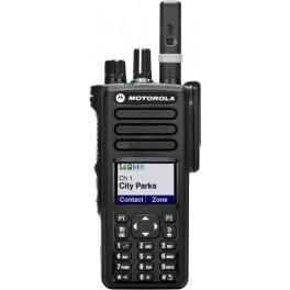 DP4801E VHF (136-174) 5W teclado completo, GNSS