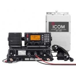 ICOM IC-M801E RADIOTELEFONO MF/HF DE MARINA CON LSD NO SOLAS