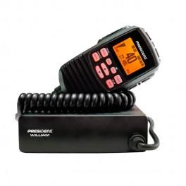 Emisora PRESIDENT CB 27 Mhz. Con display en micro