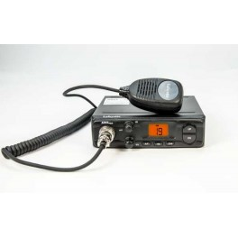 ARESBLACK. Emisora CB 27 Mhz marca LAFAYETTE modelo ARES BLACK. AM/FM