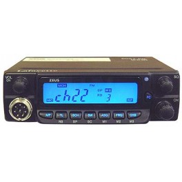 ZEUSBLACK. Emisora CB 27 Mhz. marca LAFAYETTE modelo ZEUS BLACK.