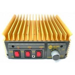 ZETAGI B300P AMPLIFICADOR 20-30 Mhz 12V-200W PREVIO DE ANTENA EN RECEP