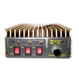 ZETAGI B501P AMPLIFICADOR 20-30 Mhz 24 V-250 W PREVIO DE ANTENA EN REC