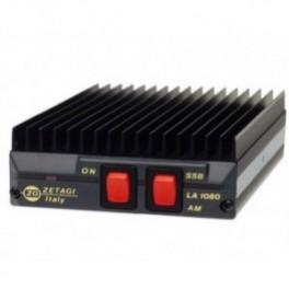 LA1080V ZETAGI amplificador VHF de 140 a 170 Mhz. de 10 a 100 wats, 12