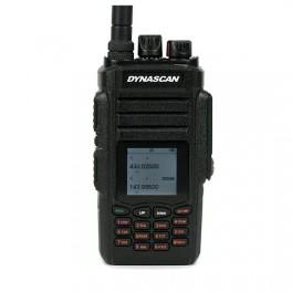 DYNASCAN DB 78 - UHF/VHF - DOBLE BANDA