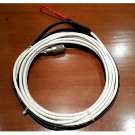 Antena marina de emergencia VHF