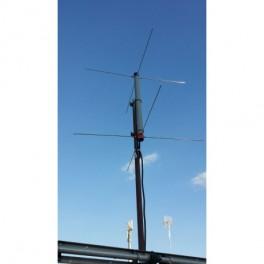 Antena Turnstile VHF o UHF