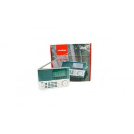 ATS909-X WHITE SANGEAN Receptor scaner continuo de 153 kHZ - 29999 kH