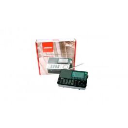 ATS909XBLACK SANGEAN Receptor escaner multibanda. Color NEGRO