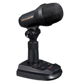 M-100 Yaesu micrófono doble cápsula profesional