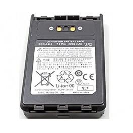 Yaesu Original SBR-14LI 7.2V, 2200mAh Lithium Ion Battery