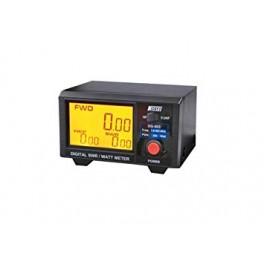 Nissei dg-503 MEDIDOR ROE – Vatímetro Digital HF/50/144/430 MHz