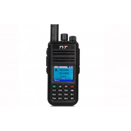 TYT MD-UV380-GPS Walkie Talkie DMR, Doble banda 144/ 430 Mhz + GPS