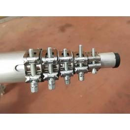 Mástil de Aluminio 6.5-1.5 LIGERO