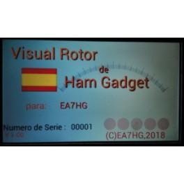 Visual Rotor - HamIV