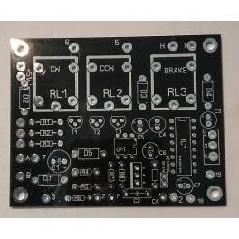 Placa Circuito CA Visual Rotor
