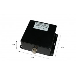 B4000N11 PALSTAR Balun 1:1 potencia maxima 4Kw