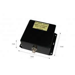 B4000N14 PALSTAR Balun 4:1 potencia maxima 4Kw