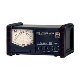 DAIWA CN-501H - WATÍMETRO / MEDIDOR ROE 1.8 ~ 150 MHZ. 1500 W