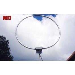 MFJ1886X MFJ Antena recepcion Loop 500 Khz a 30 Mhz