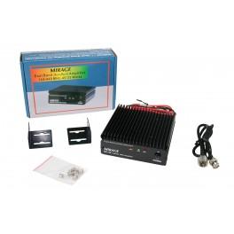 MIRAGE BD-35 Amplificador bibanda VHF/UHF 4W salida 45/35W