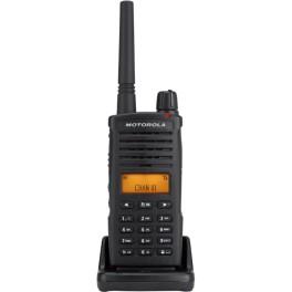Motorola XT660D walkie uso libre digital DPMR446 y analógico PMR446