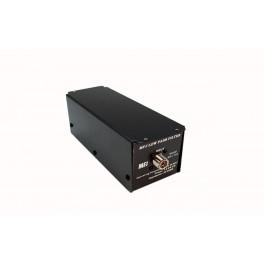 MFJ 704 Filtro Pasabajos, frecuencia corte 40 Mhz Potencia máx 1,5 Kw