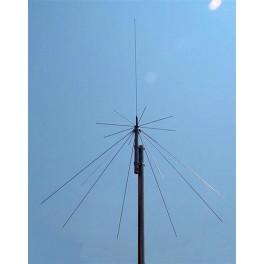 DX-D-130 - ANTENA TIPO DISCONE DE 50/144/430/900/1200 MHZ. (TX).