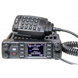 Transceptor Móvil VHF/UHF DMR Anytone AT-D578UV PRO