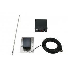 MFJ 1024 Antena activa exterior MFJ. de 50 Khz a 30 Mhz.