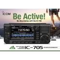 Icom IC-705 - Emisora Transceptor Multibanda