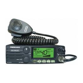 MCKINLEY PRESIDENT, emisora CB 40 canales AM/FM/BLU ASC12/24V