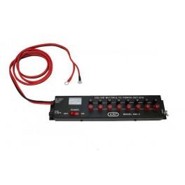 KPOKDC3 KPO Caja de conexiones con medidor voltaje 15A