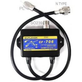 CF706N COMETDuplexor especial FT-857-FT-857D