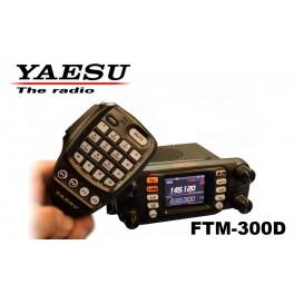 YAESU FT300DE Emisora BIBANDA 144/430 MHz potencia 50 watios