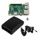 Raspberry Pi KIT TYPE B+ + Fuente + Caja