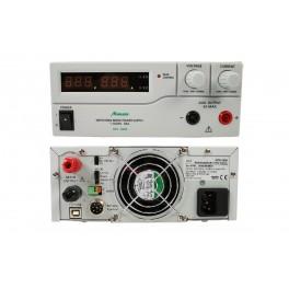 HCS3600 Fuente de Alimentación Digital regulable 1-16 voltios, 0-60 A