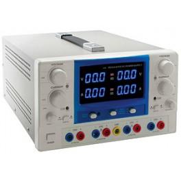 AL30P LAFAYETTE Fuente Ali.Profesional Digital 4 canales. Reg. 0-30 volt / 0-5 Amp.