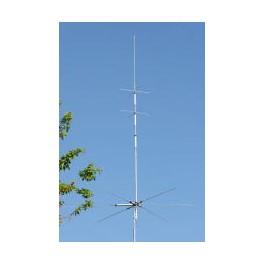 DIAMONDDIAMOND CP-6SR , antena HF de base, 6 bandas: 6-10-15-20-40-80 mts.