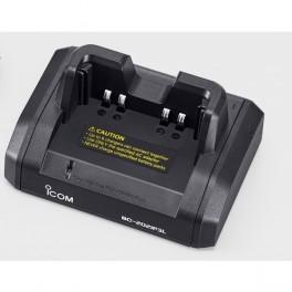 ICOM BC-202IP3L Cargador rápido multiconectable