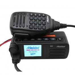 DBD-25-UV-M - MINI TRANSCEPTOR BIBANDA V-UHF ANALÓGICO DIGITAL DMR CON GPS