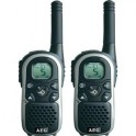 VOXTEL R-200 - PACK DE 2 WALKIES PMR HASTA 8 KM. DE ALCANCE.