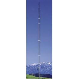 R-6000 - ANTENA VERTICAL HF 6-10-12-15-17-20 M. SIN RADIALES.
