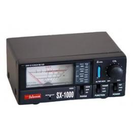 SX-1000 - MEDIDOR R.O.E. Y VATÍMETRO 1.8-160/430-1300 MHZ.