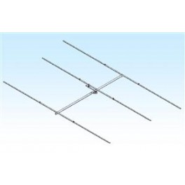 6M3SS - ANTENA M2 50-54 MHZ. GANANCIA 8.1 DBI, 3 ELEMENTOS.