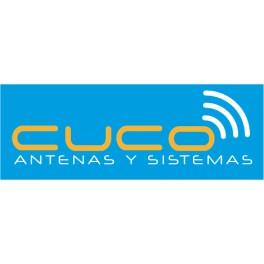 Antena doble Bazooka para 40m. y 15m. CUCO