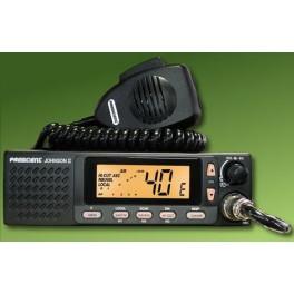 JOHNSON-II PRESIDENT Funciona a 12 y 24 voltios. Emisora CB 27 Mhz.40