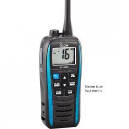 ICM25 portátil VHF banda marina IPX7
