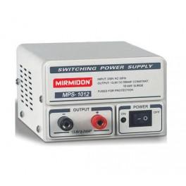 MIRMIDON MPS-1012 fuente de Alimentación conmutada 13,8 volt. 10 a 12